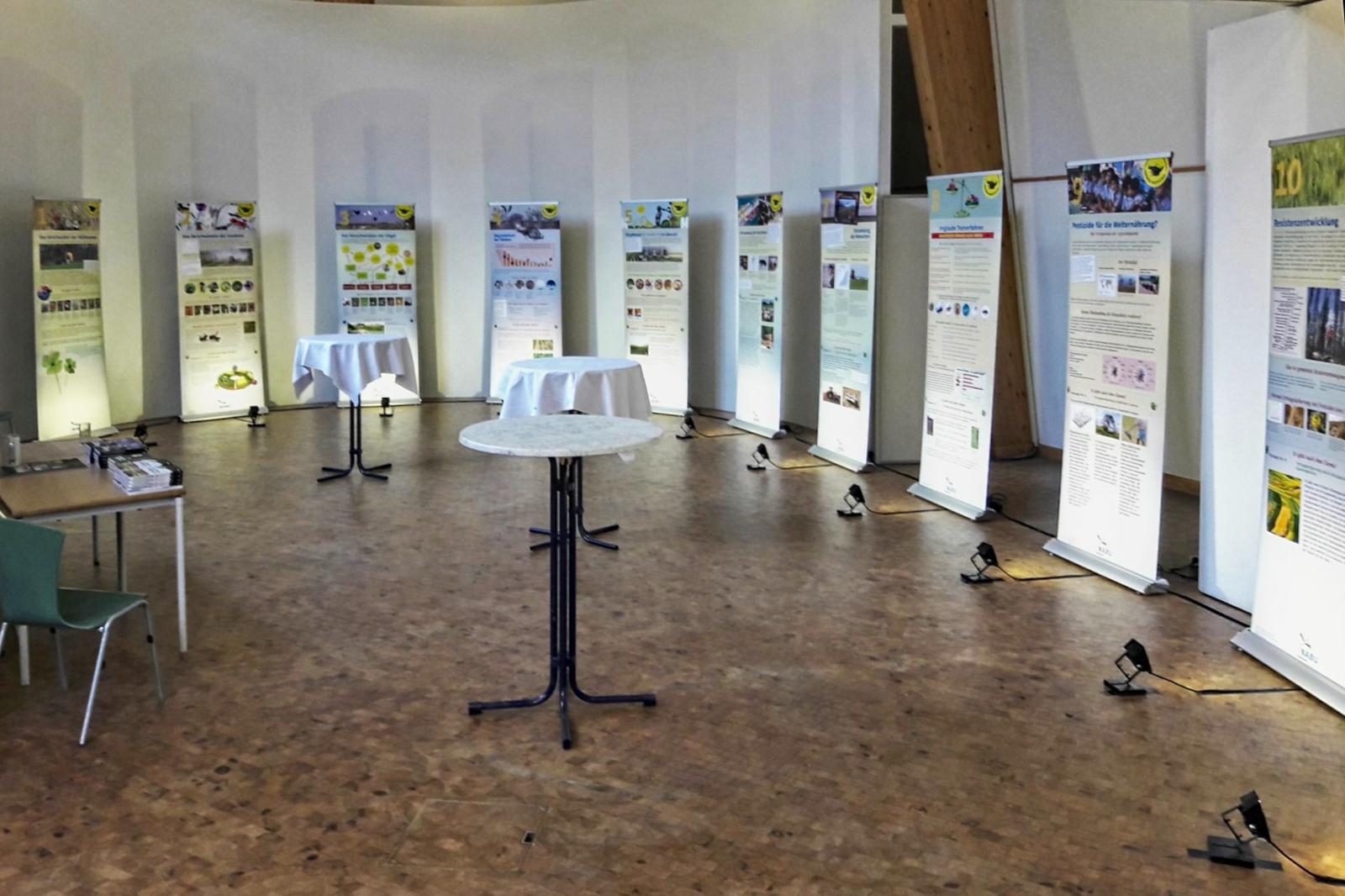 Ausstellung Irrweg Pestizide